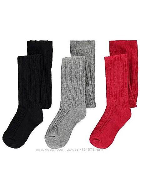 Колготки George разные цвета 5-6, 7-8 лет. 110-116, 122-128 см