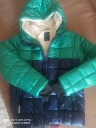 Куртка осень зима Cool club 128 рост