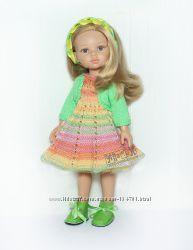 комплект  одежда  кукле Paola Reina, Паола Рейна 32- 34 см