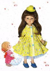 комплект  одежда кукле Paola Reina  32- 34 см
