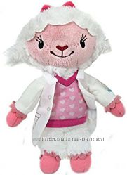 Лэмми плюшевая овечка Доктор Плюшева Дисней  Lambie Plush Doc McStuffins D