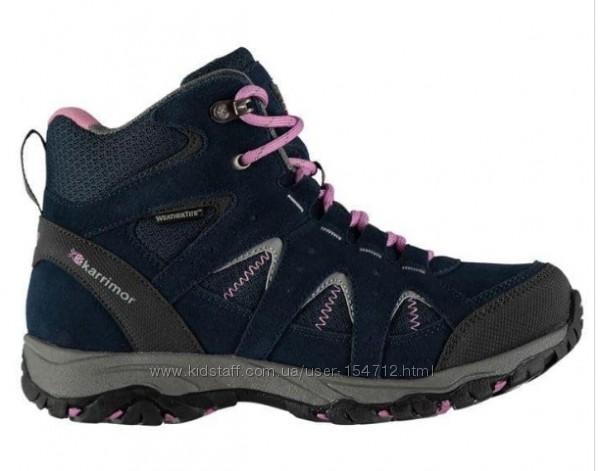 Ботинки Karrimor Mount Mid Waterproof Walking