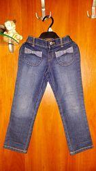 Стильные джинсы от GYMBOREE на 4 года