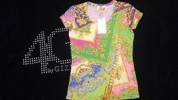 в наличии шикарные футболки от EAN 13 Люксовая Италия, Оригинал в 44 размер