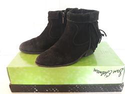 Демисезонные ботинки на стопу 21см
