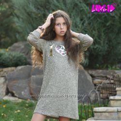 Платье для девочки подростка Сицилия