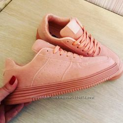 Кроссовки розовые копия Nike Air Max cc569760190cd