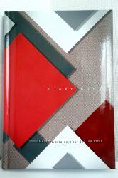 Качественный стилизированный недатированный ежедневник для мужчины, А5