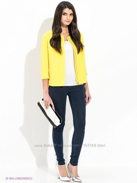 OODJI, оригинал. Элегантная брендовая курточка-жакет высокого качества.