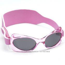BABY SHADES, оригинал, США. Ударопрочные очки на гибкой ленте, 100 защита