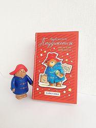 Детская, книга, игрушка. Paddington. Медвеженок Паддингтон