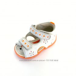 CHICCO, Италия. Легкие, босоножки, сандалии, ортопедичекие. 11, 5 см. Кожа