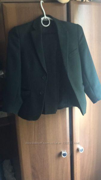Зеленый пиджак West Fashion 122-128