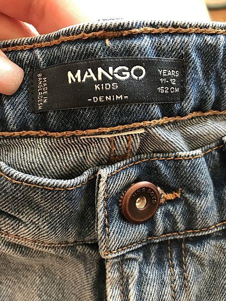 Шорты Mango, H&M, футболка Mango