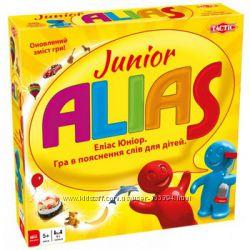 Настільна гра Junior. ALIAS