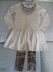 платье и лосины MATALAN размер 12лет