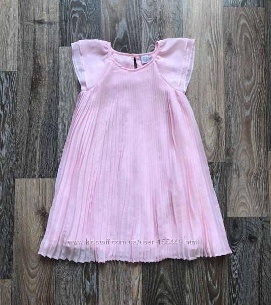 Платье Mini club р. 4-5 лет