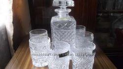 Куплю стакан для виски от хрустального набора Богемия