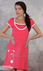 Ночная рубашка для кормления и беременным