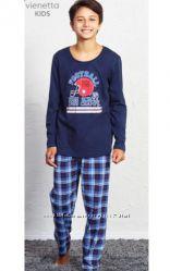 Пижамы для мальчиков Vienetta Secret от 3 до 6 лет