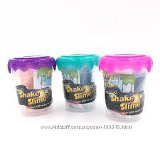 Shake slime-наборы для изготовления лизунов
