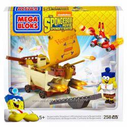 Конструктор Mega Bloks The SpongeBob