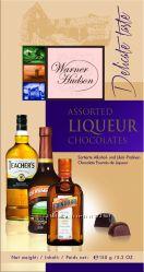 Премиальный шоколад с алкоголем