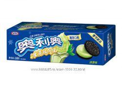 Китайское печенье OREO с интересными вкусами