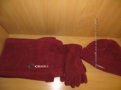 Продам женский набор, шапка, шарф, перчатки, состояние отличное