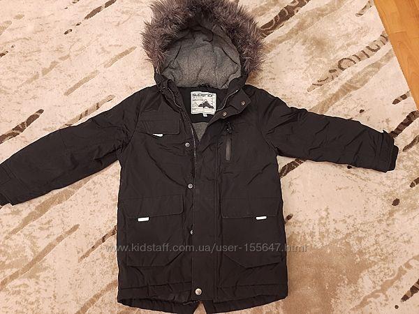 Детская куртка Marks&Spenser, 7-8 лет, рост 122 -128 cм