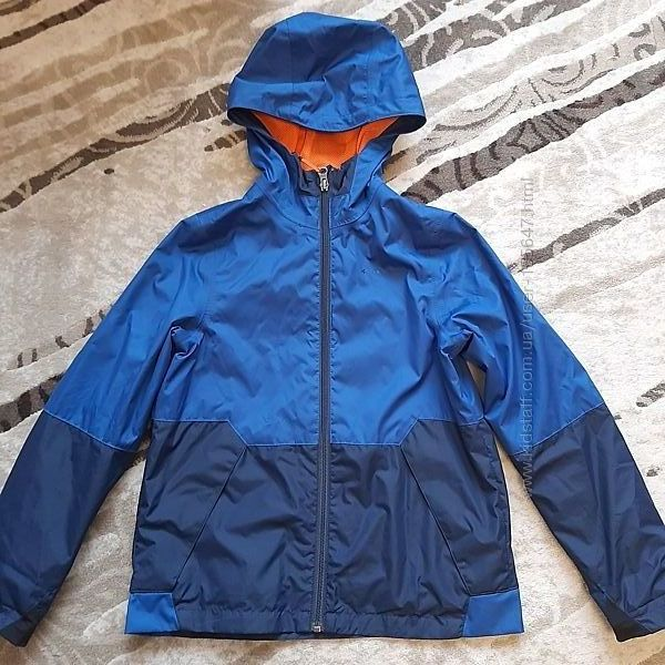 Детская водонепроницаема куртка Decathlon размер 10 лет 133-142 см