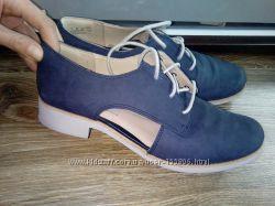 Стильные туфли Clarks р. 38