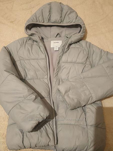 Old Navy теплая куртка