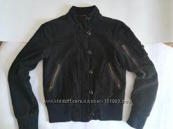 Вельветовая куртка hm размер 36