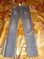 Girandola, новые джинсы на худую высокую девочку, kids 12,  дешево