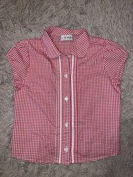 Рубашка блузка Next на 6-8 лет