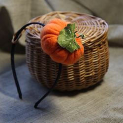 Обручи для осенних праздников и фотосессий
