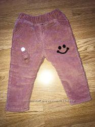 Мега тёплые вельветовые и очень крутые штаны