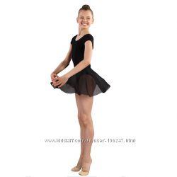 Шифоновая юбка для занятий танцами, гимнастикой. Разные варианты, цвета