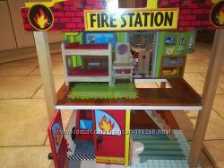 KidKraft пожарная станция