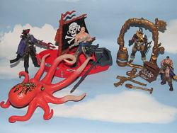 Игровой набор  Пираты