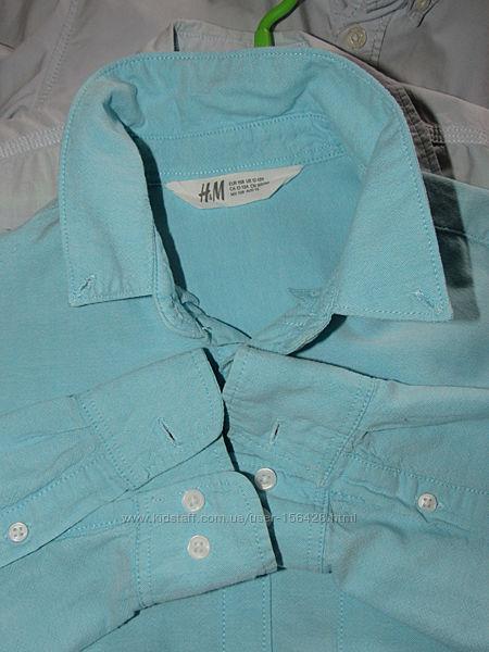 Рубашки и тениски  хлопок   H&M.