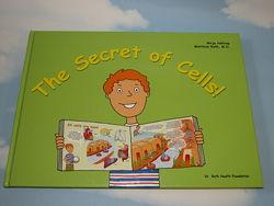 Книга для детей о  нашем  теле на английском.