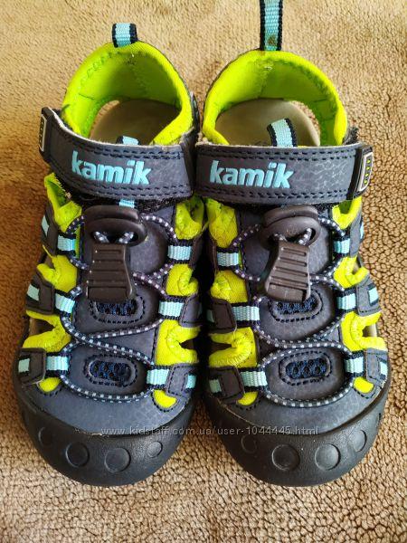 Сандалии для мальчика Kamik БУ