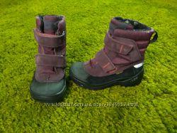 Зимние сапоги, ботинки Ecco, р. 27-17 см
