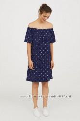 Платье H&M, р. S, M
