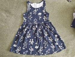 Платье, сарафан H&M 98-104 см, 2-4 года