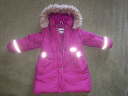 Пальто Lenne, куртка 104-110 см, 4-5 лет
