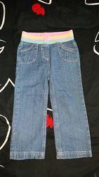 Продам джинсы на 2-3 года для девочки Джордж рост 98-104