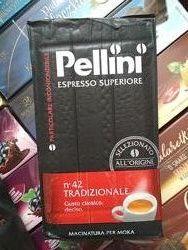 Кофе молотый Pellini 250 г Италия